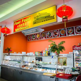 Fast Food - Bufet Chinezesc