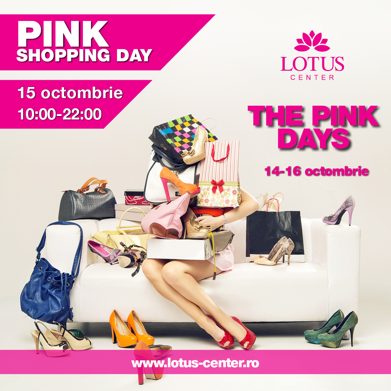 300x300px pink shopping day
