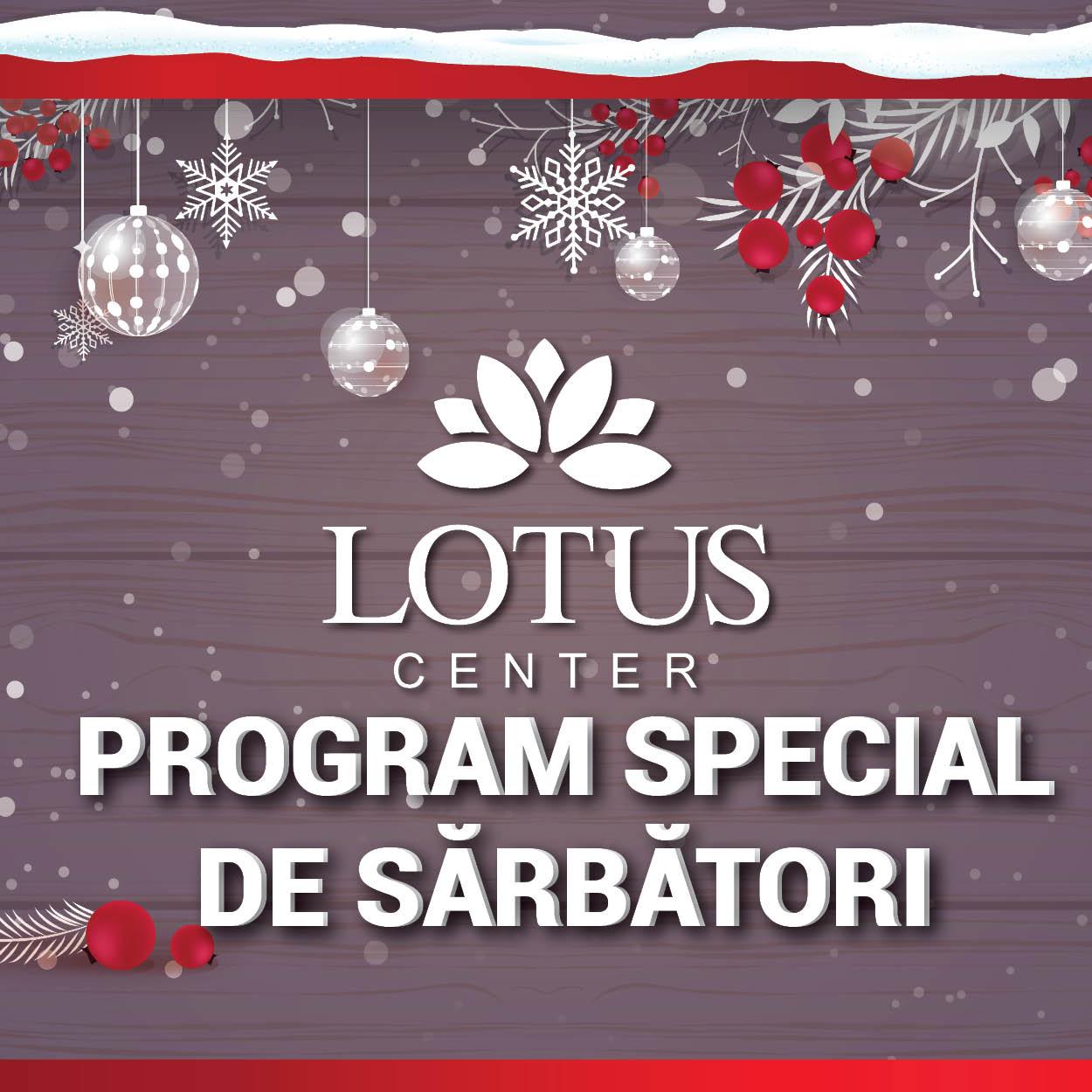300x300 px program de sarbatori Lotus Center2