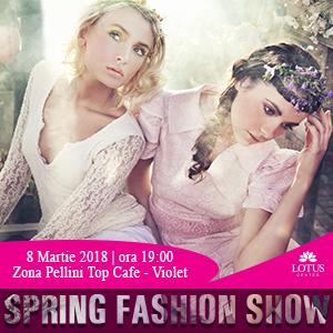 300 x 300 px Spring fashion show